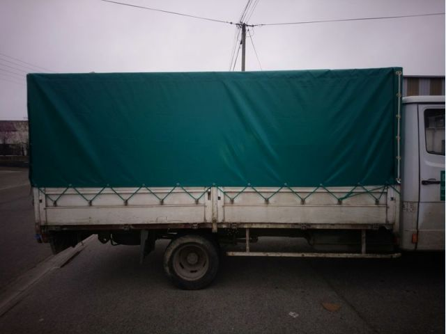 Toile Camion